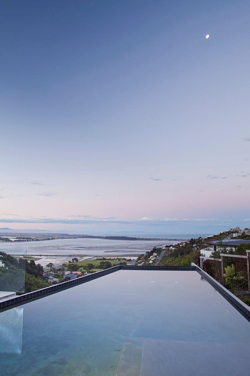 Redcliffs House by MAP Architects