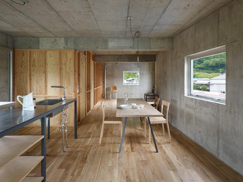 House in Yagi by Suppose Design Office