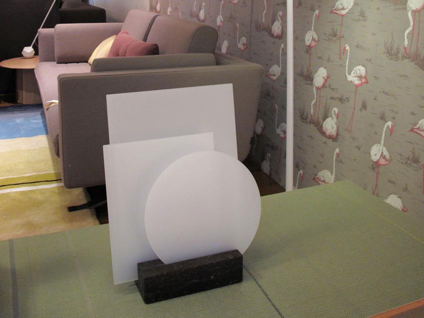 Screens Lamp by Marc Th. van der Voorn