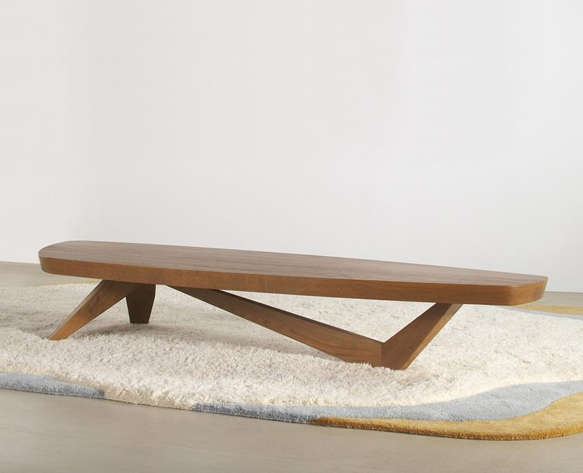 Moby Coffee Table by Angela Adams