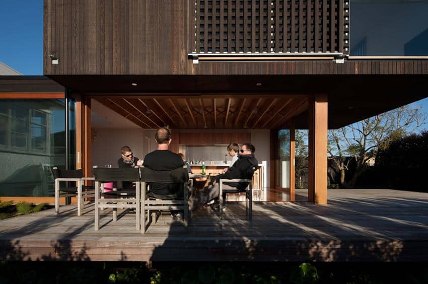 Westmere Alteration by Crosson Clarke Carnachan Architects
