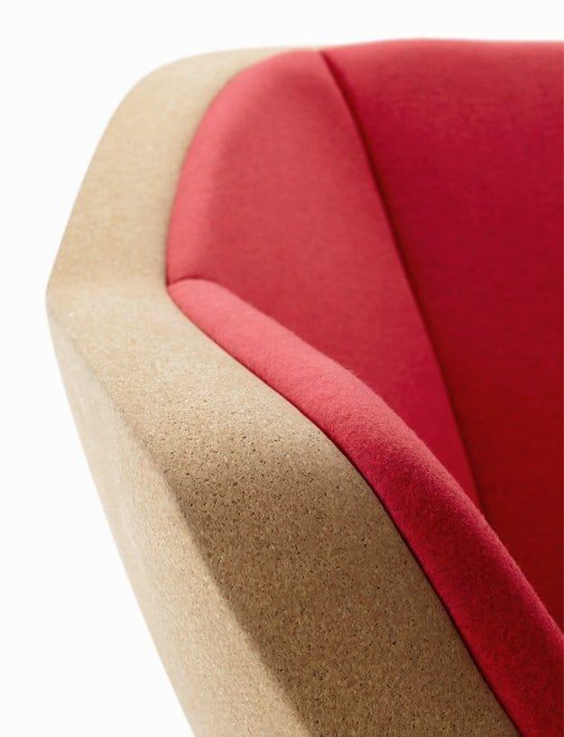 Corques sofa by Lucie Koldova for PER/USE