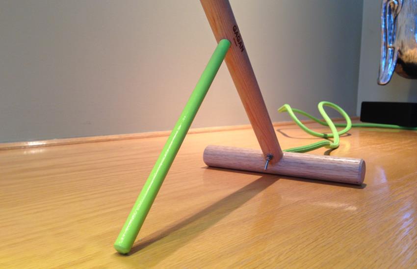 Peg Lamp by Gagan Design