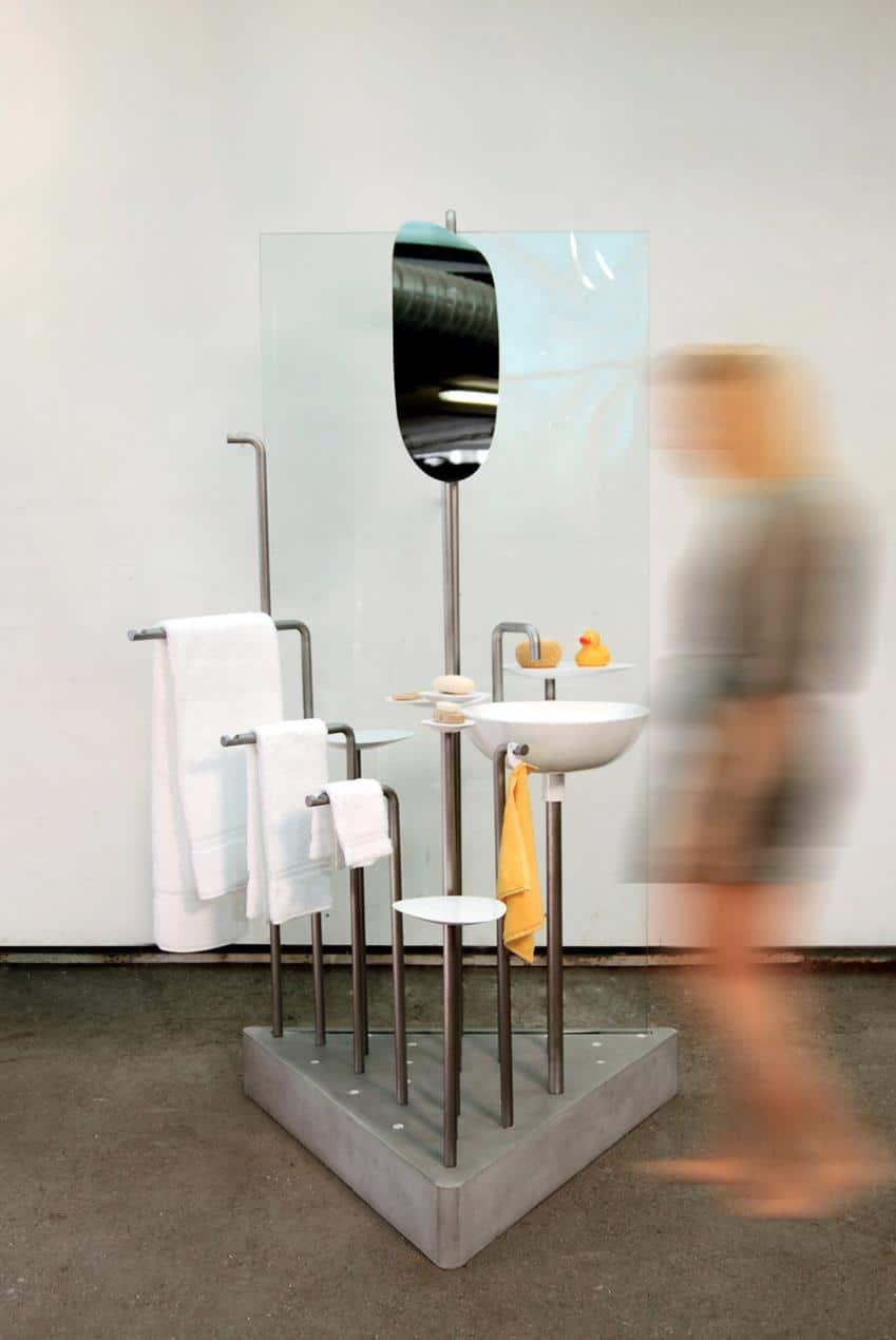 Roundbath by Allegory Studio