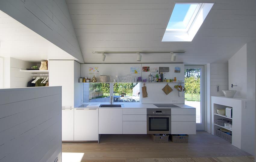 Summerhouse in Denmark by Jarmund/Vigsnæs