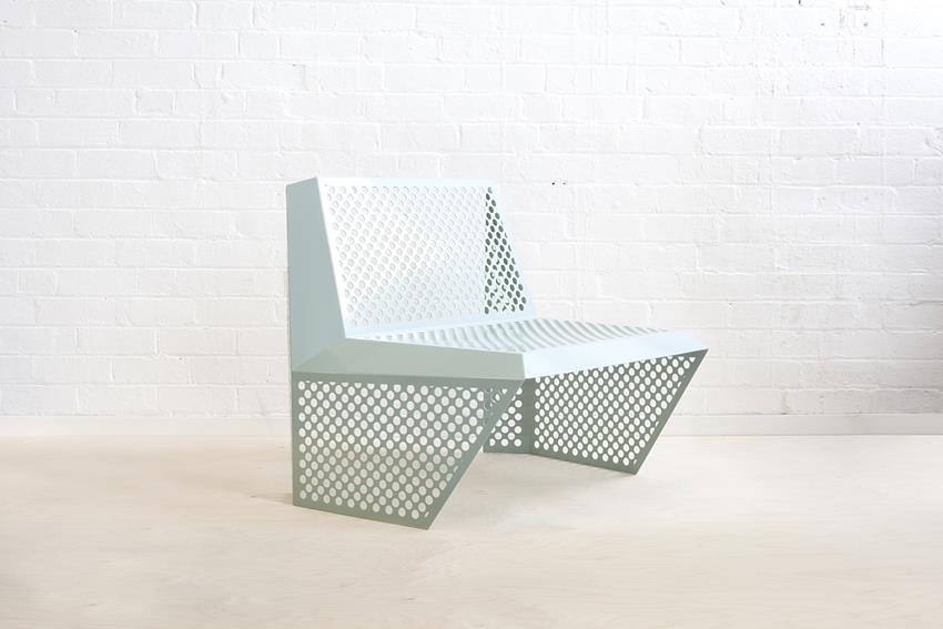 Fold Outdoor Chair by CZYK