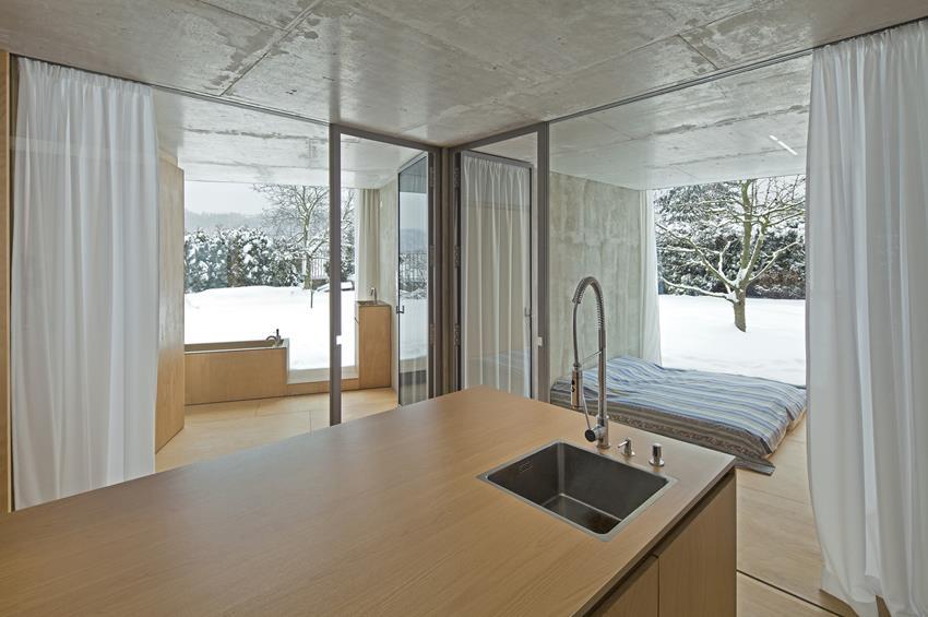 The Chameleon House by Petr Hajek Architekti