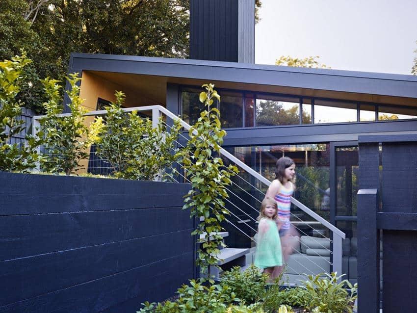 Kew House by Nic Owen Architects
