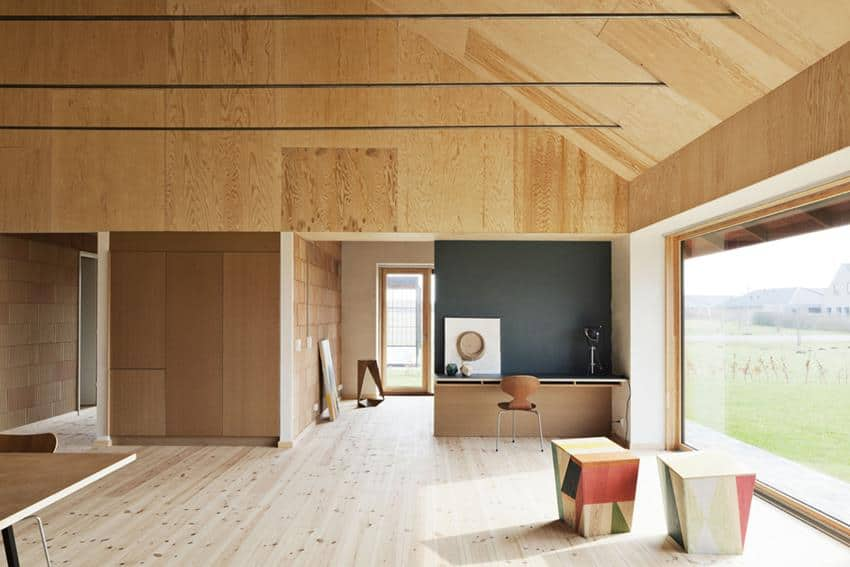 Brick House by Leth & Gori