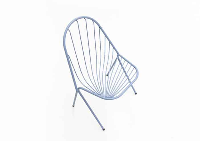 Drapee Chair by Constance Guisset