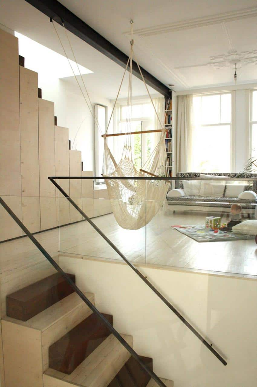 Renovation of a Classic Apartment in Rotterdam