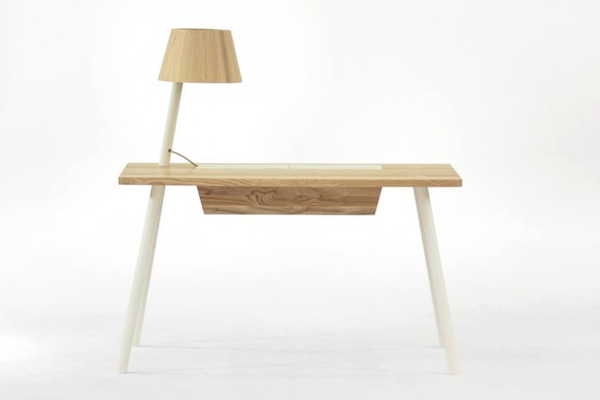 Ring Desk by Codalangi Design Studio