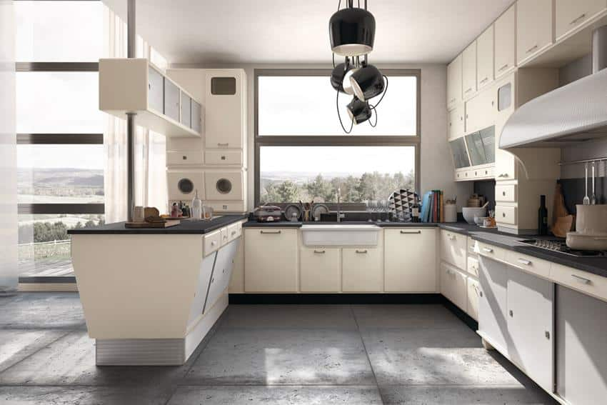 kitchen design st louis st louis retro looking kitchen series by marchi cucine 4580