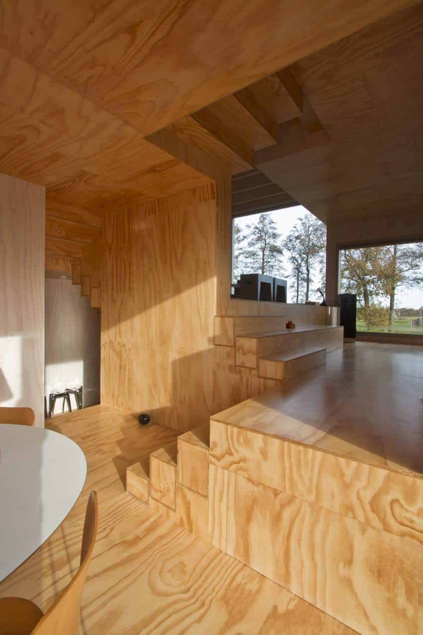 Stair House by Onix