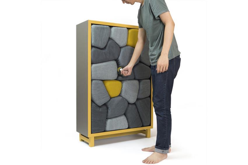 Stone of Shelf by Cho Neulhae