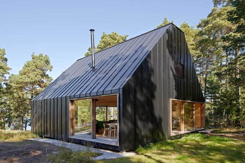 Husarö House by Tham & Videgård Arkitekter
