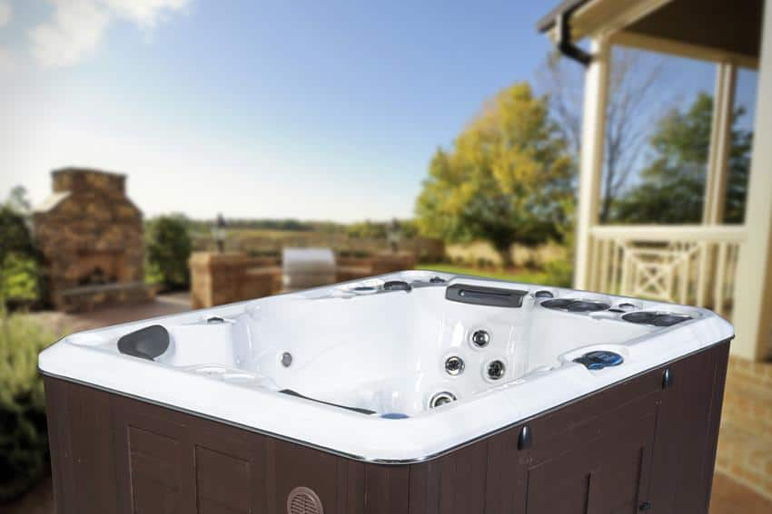 Installing A Hot Tub