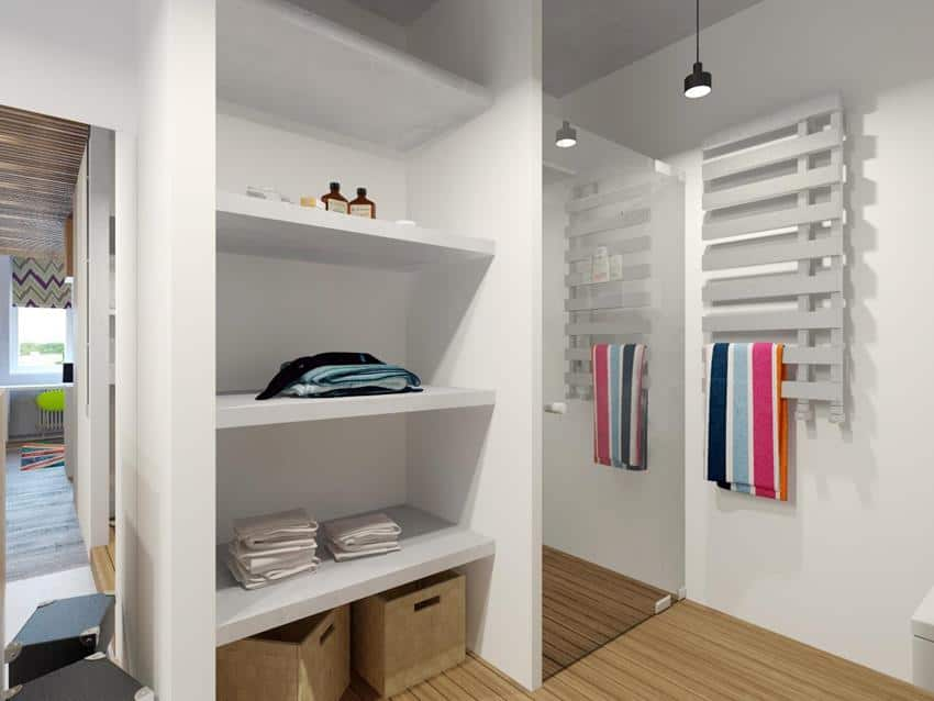 Micro Loft Apartment by Mooseberry Design Group