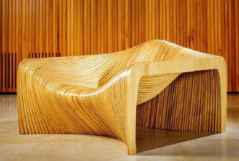 Duna lounge chair by Mula Preta Design