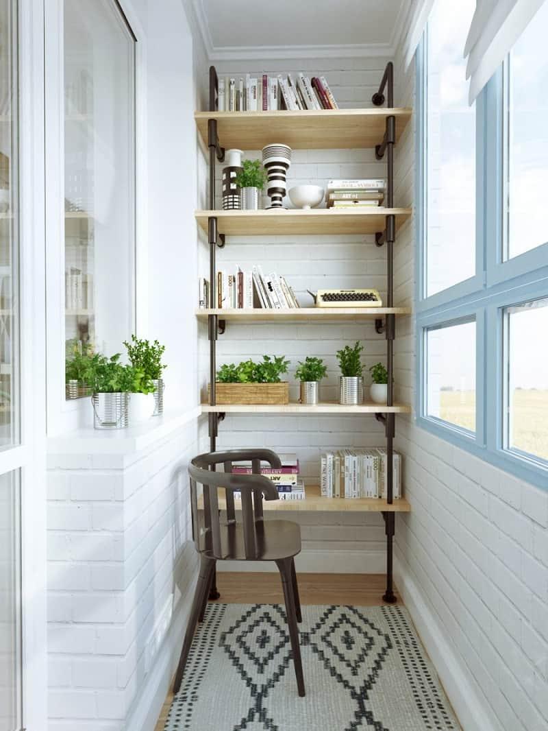 comfortable apartment pastel tones