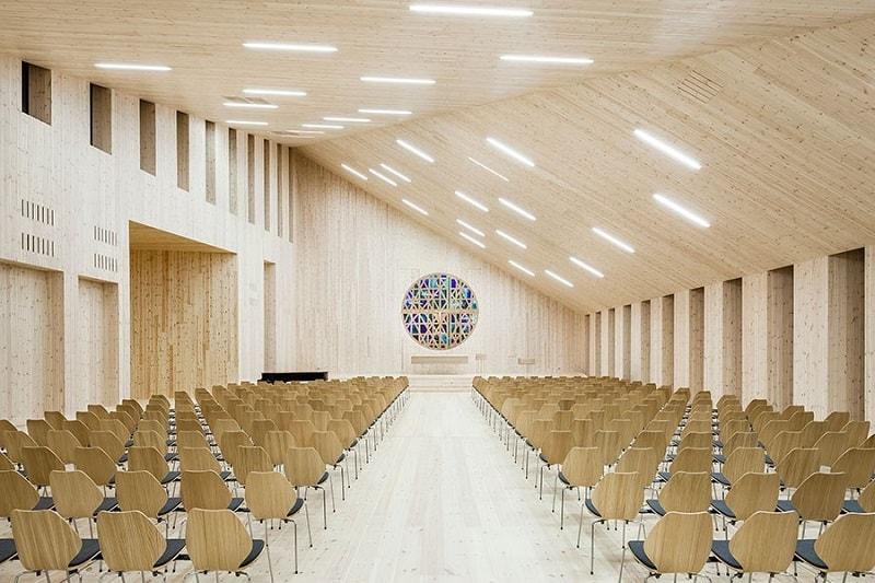contemporary Norwegian church4