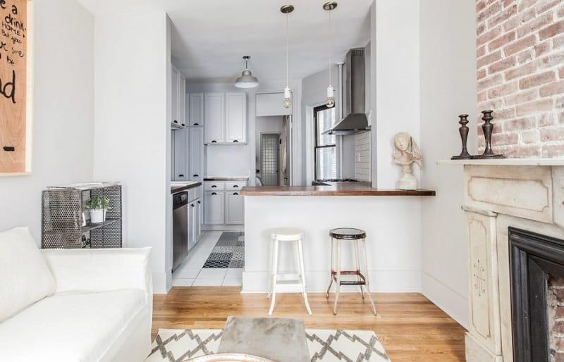 urban minimalistic interior 2