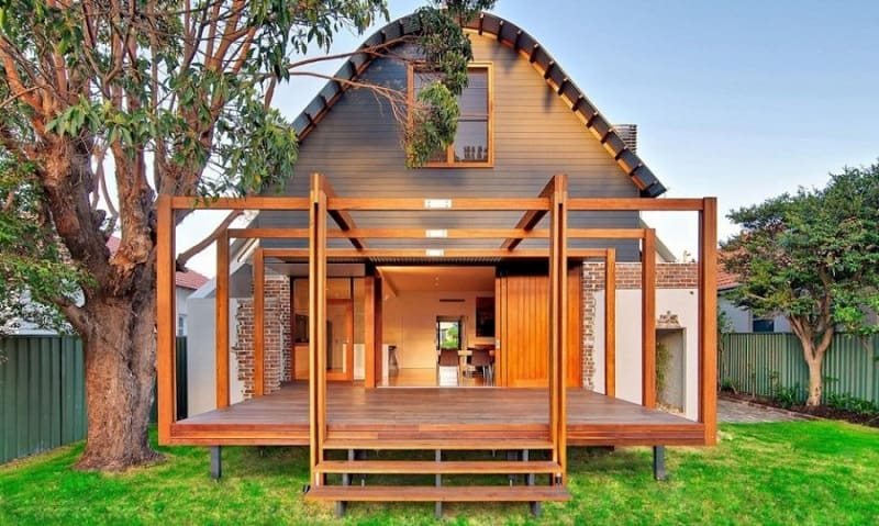 Before & After House Renovation Project in Sidney14