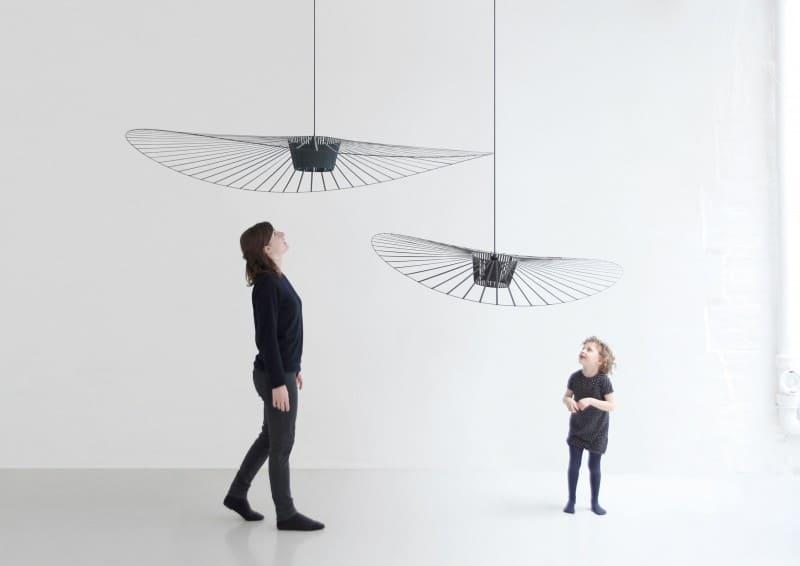 Delicate and modern Vertigo lamp2