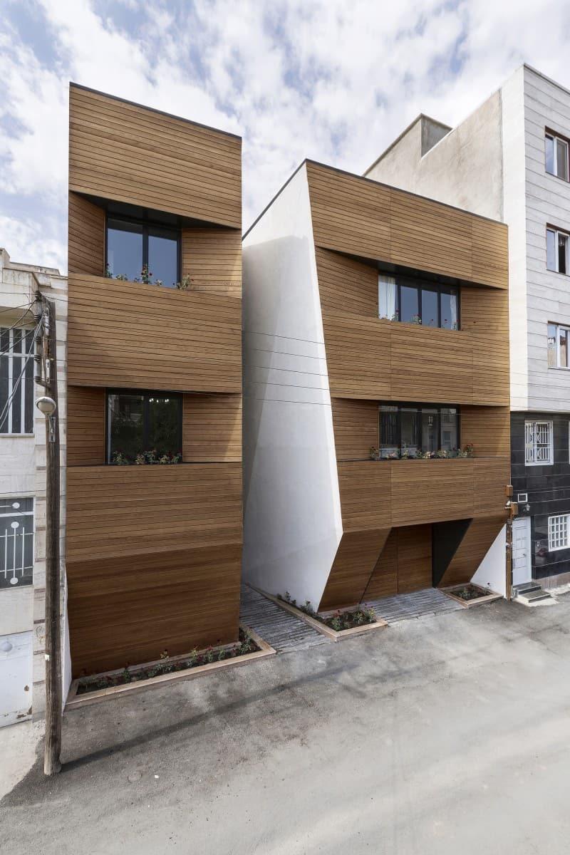 Elegant family home in Iran