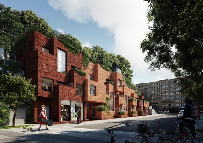 Green urban redevelopment in Stockholm1