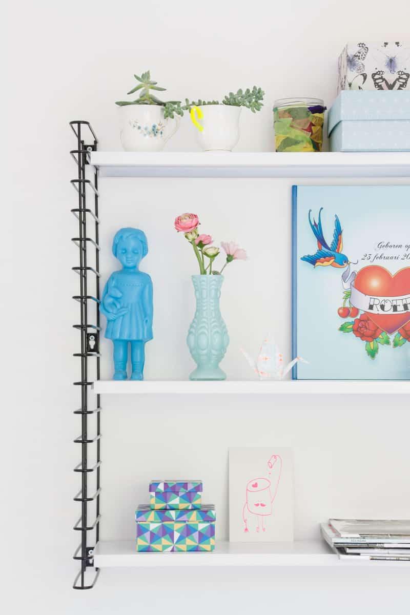 Cheerful and minimalist Dutch bedroom2