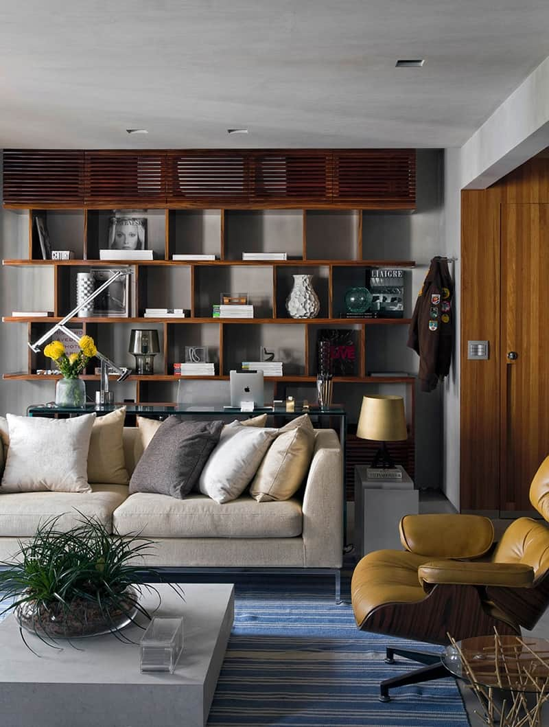 Sophisticated industrial loft in São Paolo1