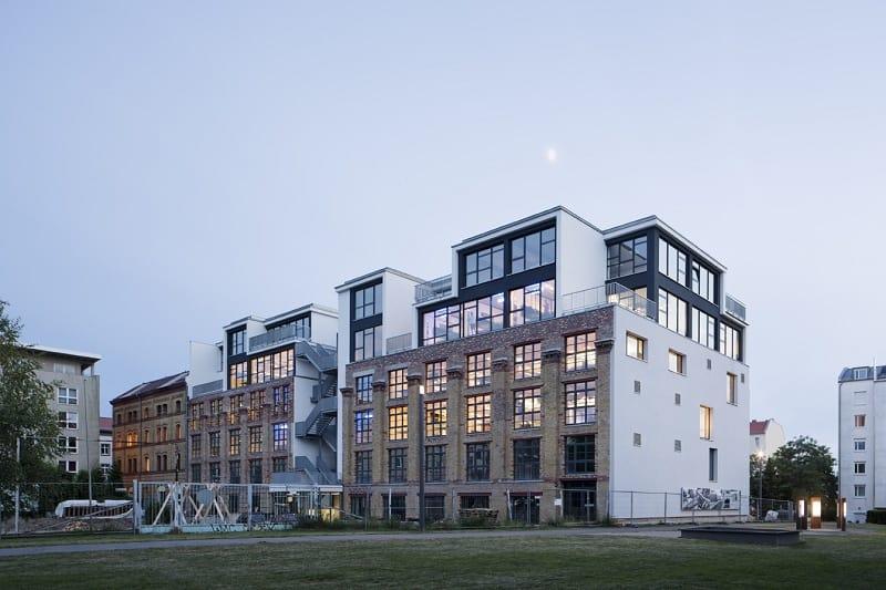 Soundcloud industrial style headquarters in Berlin1