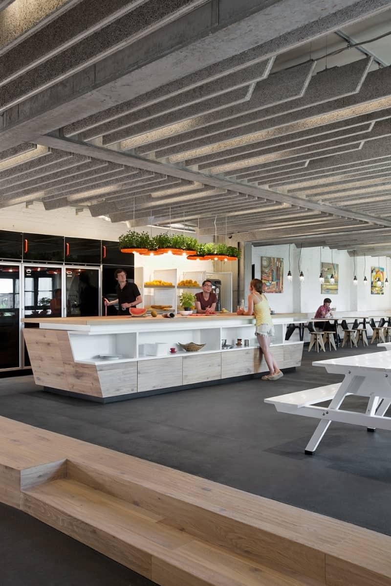 Soundcloud industrial style headquarters in Berlin10