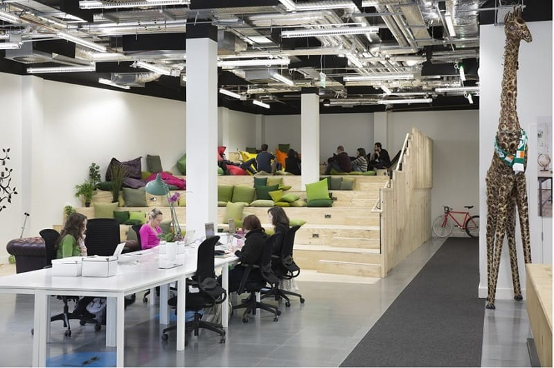Awesome Airbnb offices in Dublin5