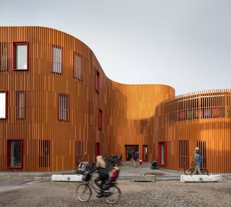 Awesome kindergarten in Copenhagen1