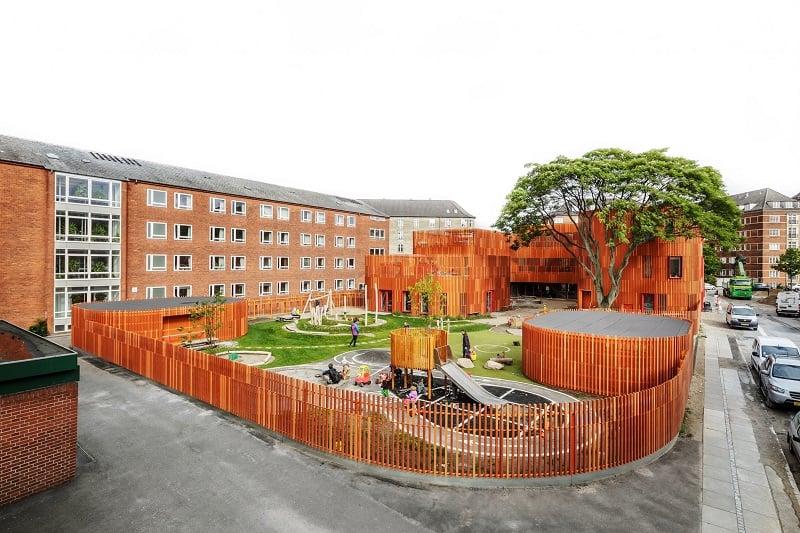 Awesome kindergarten in Copenhagen11