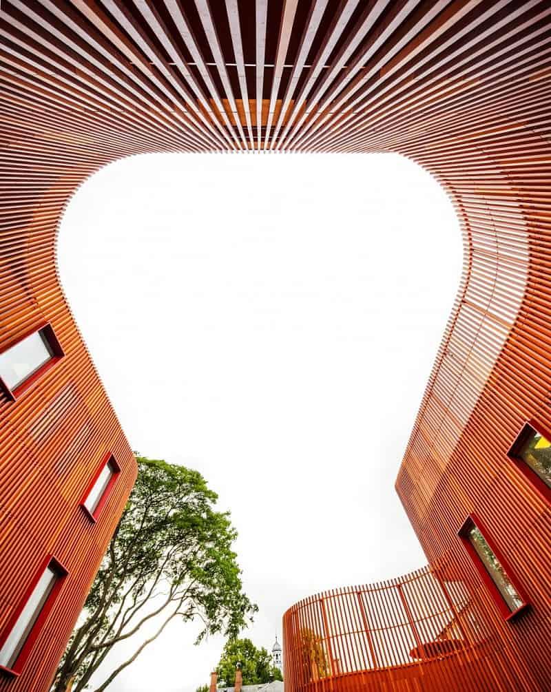 Awesome kindergarten in Copenhagen7
