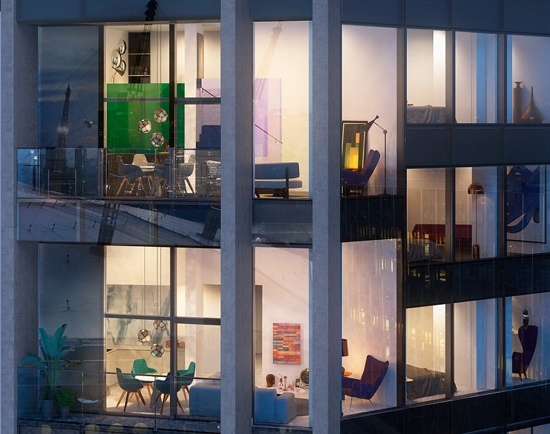 Creative designer story about the most desirable apartments in London by Tom Dixon1