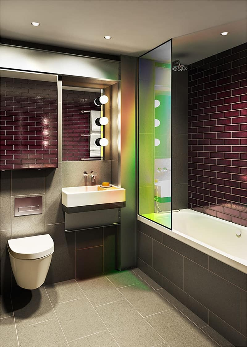Creative designer story about the most desirable apartments in London by Tom Dixon11