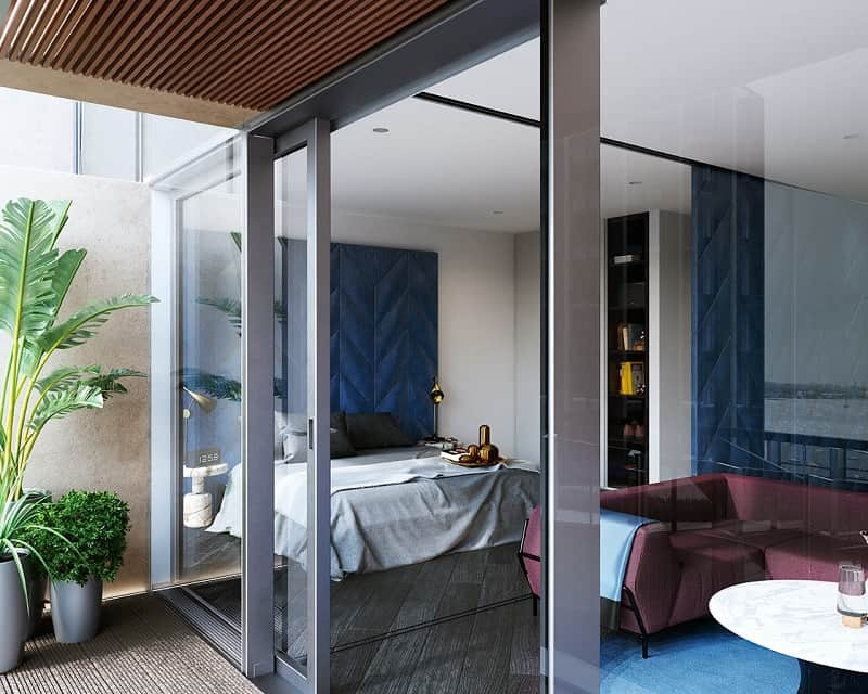 Creative designer story about the most desirable apartments in London by Tom Dixon12