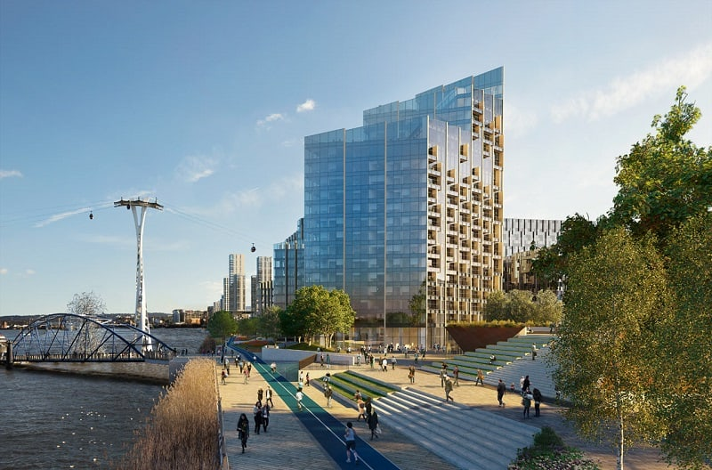 Creative designer story about the most desirable apartments in London by Tom Dixon13