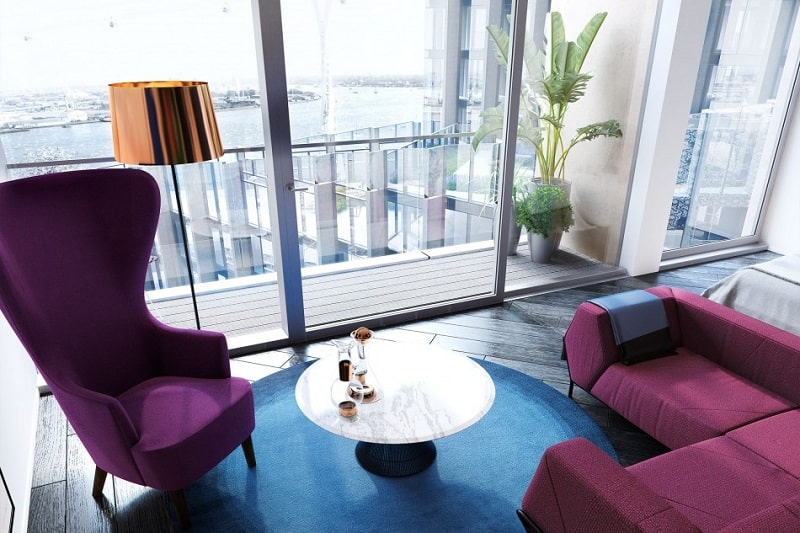 Creative designer story about the most desirable apartments in London by Tom Dixon2