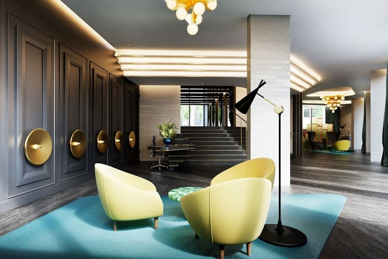 Creative designer story about the most desirable apartments in London by Tom Dixon3