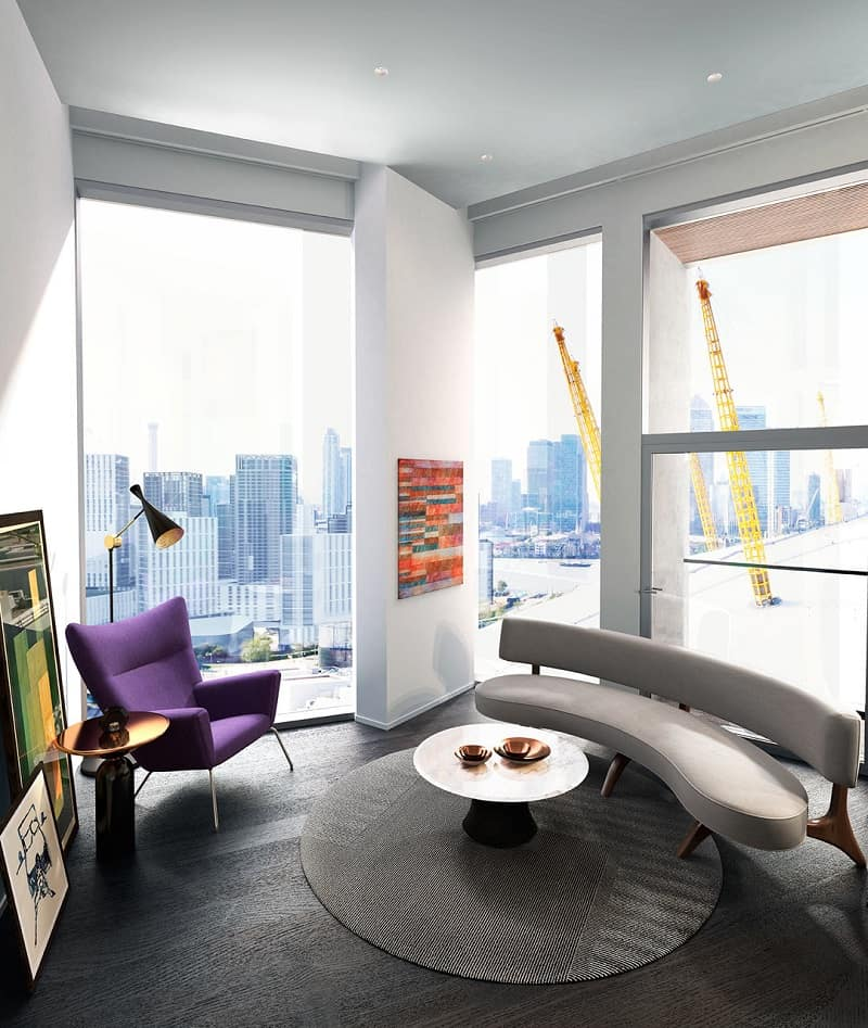 Creative designer story about the most desirable apartments in London by Tom Dixon4