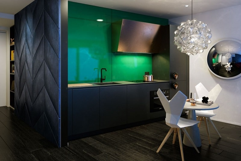 Creative designer story about the most desirable apartments in London by Tom Dixon5