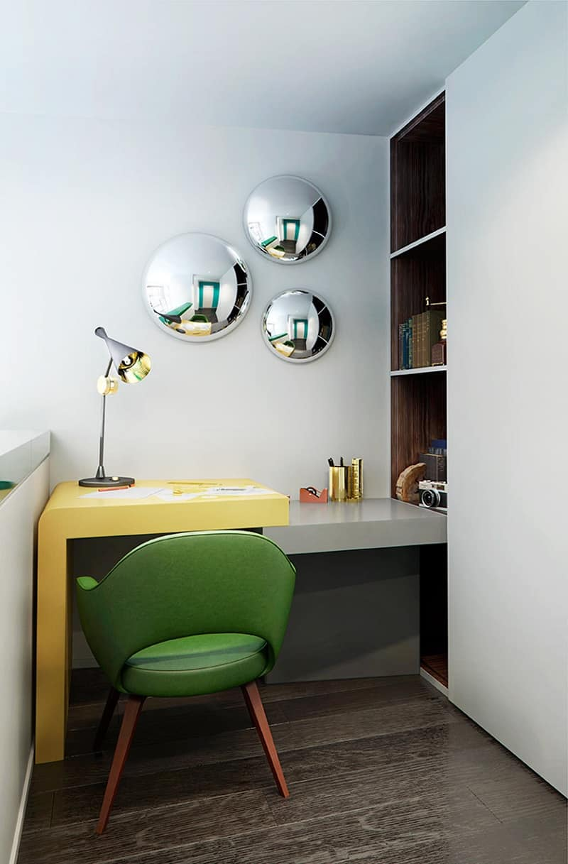 Creative designer story about the most desirable apartments in London by Tom Dixon6