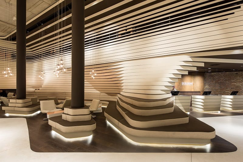 Old mill in Belgrade transformed into a modern luxurious hotel4