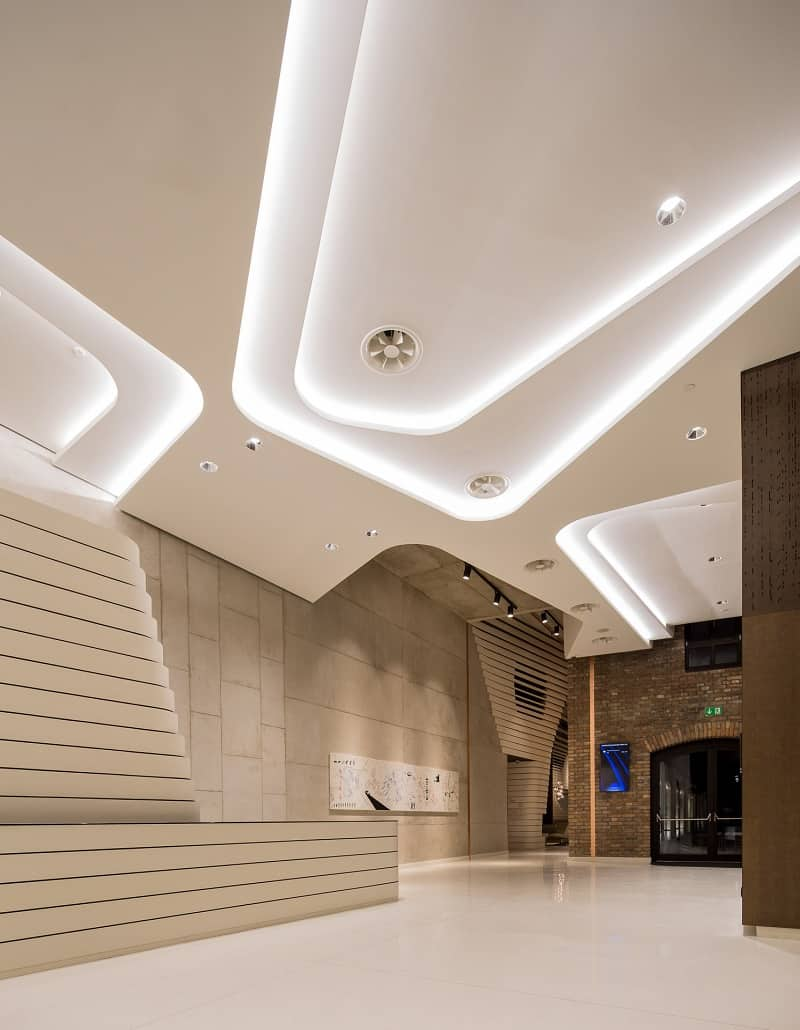 Old mill in Belgrade transformed into a modern luxurious hotel5