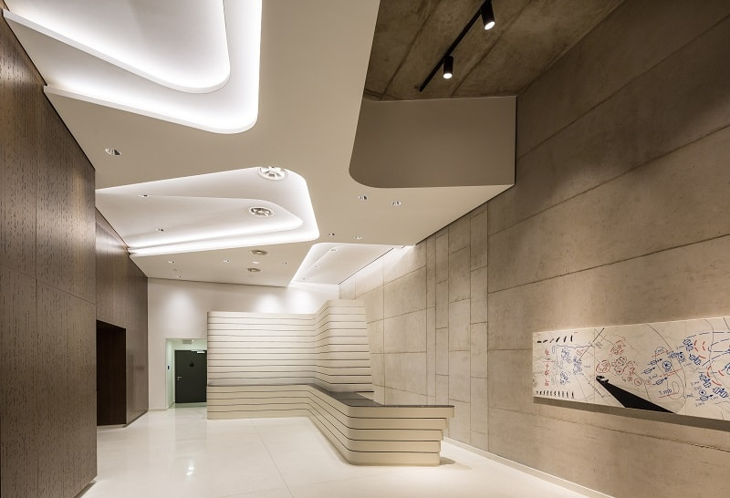 Old mill in Belgrade transformed into a modern luxurious hotel6